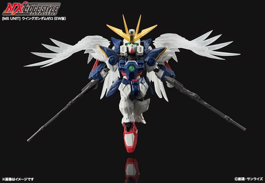 NXEDGE STYLE Wing Gundam Zero EW Ver.