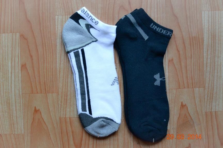 S016**พร้อมส่ง** (ปลีก+ส่ง) ถุงเท้า ข้อสั้น ด้านในฝ่าเท้าเป็นขนหนู รับแรงกระแทกได้ดี เนื้อดี งานนำเข้า ( Made in China)