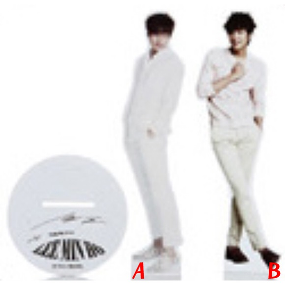 [My Everything Ancore Concert Official Goods] Lee Min Ho - Mini Photo Wall แบบ B