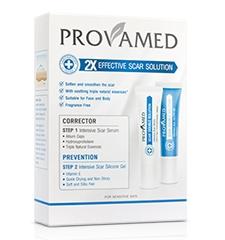 Provamed 2X Effective Scar Solution บรรจุ 2 หลอด