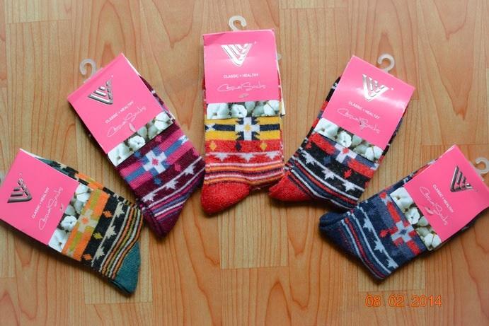 S158**พร้อมส่ง** (ปลีก+ส่ง) ถุงเท้าวู ขนสัตว์ แฟชั่นเกาหลี ข้อยาว เนื้อดี งานนำเข้า(Made in china)