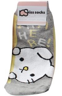 A025**พร้อมส่ง**(ปลีก+ส่ง) ถุงเท้าแฟชั่นเกาหลี ลายน้องแมว มีขน ผ้าเนื้อดี งานนำเข้า( Made in Korea)