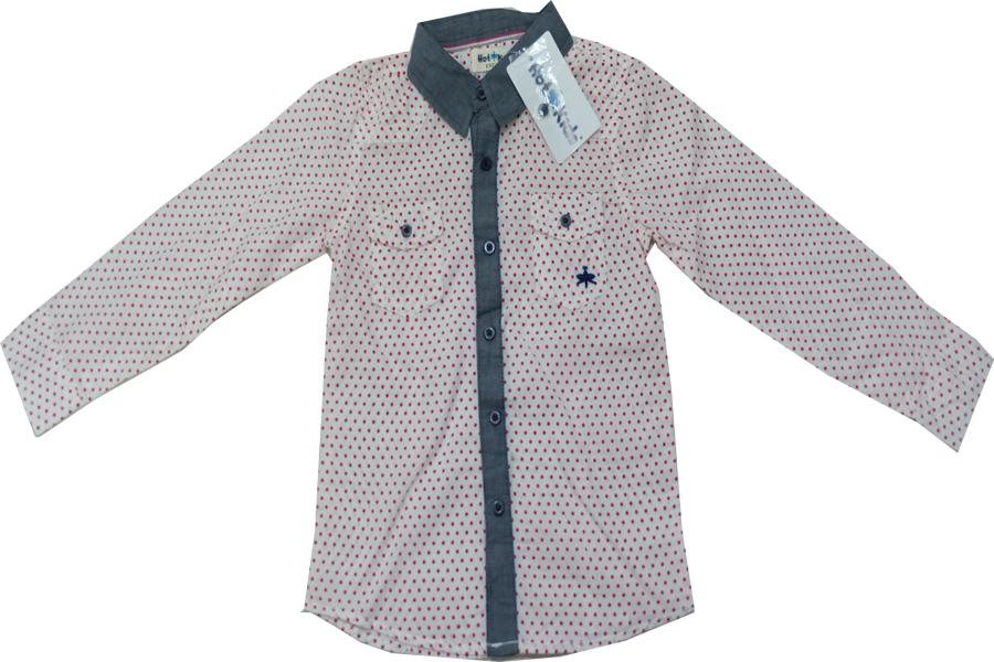 (HKSG 362) เสื้อเชิ้ตแฟชั่น