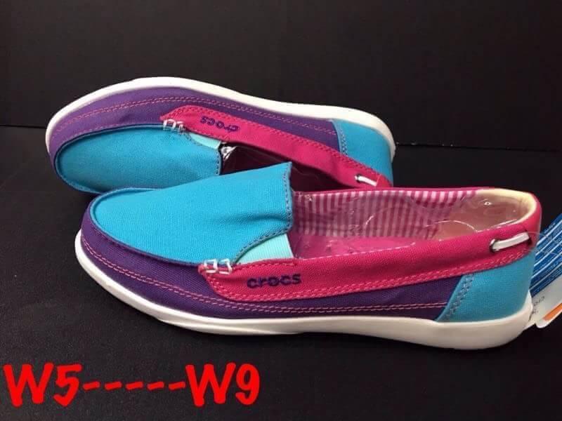 รองเท้าผ้าใบ Crocs (เกรด A)