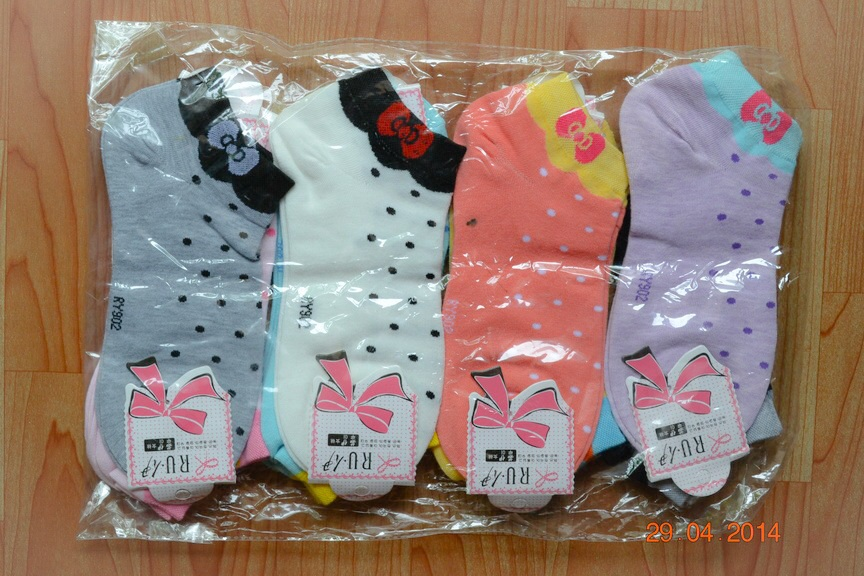 S201**พร้อมส่ง** (ปลีก+ส่ง) ถุงเท้าแฟชั่นเกาหลี ข้อสั้น เนื้อดี งานนำเข้า(Made in China)