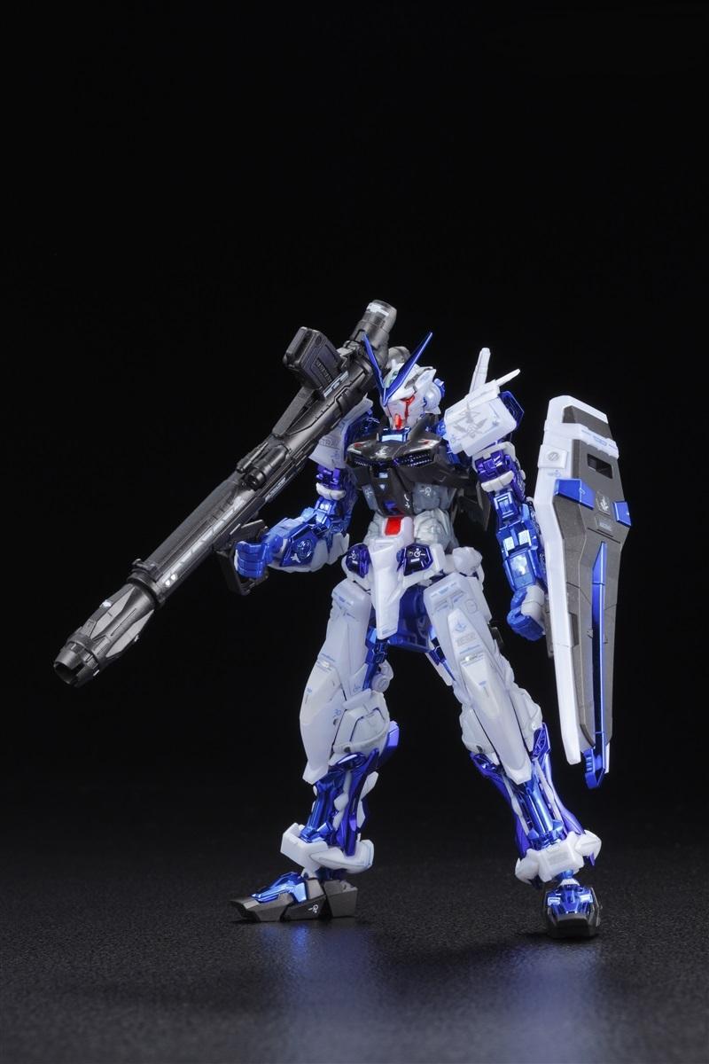 [Expo] RG 1/144 Gundam Astray Blue Frame Plating Ver.