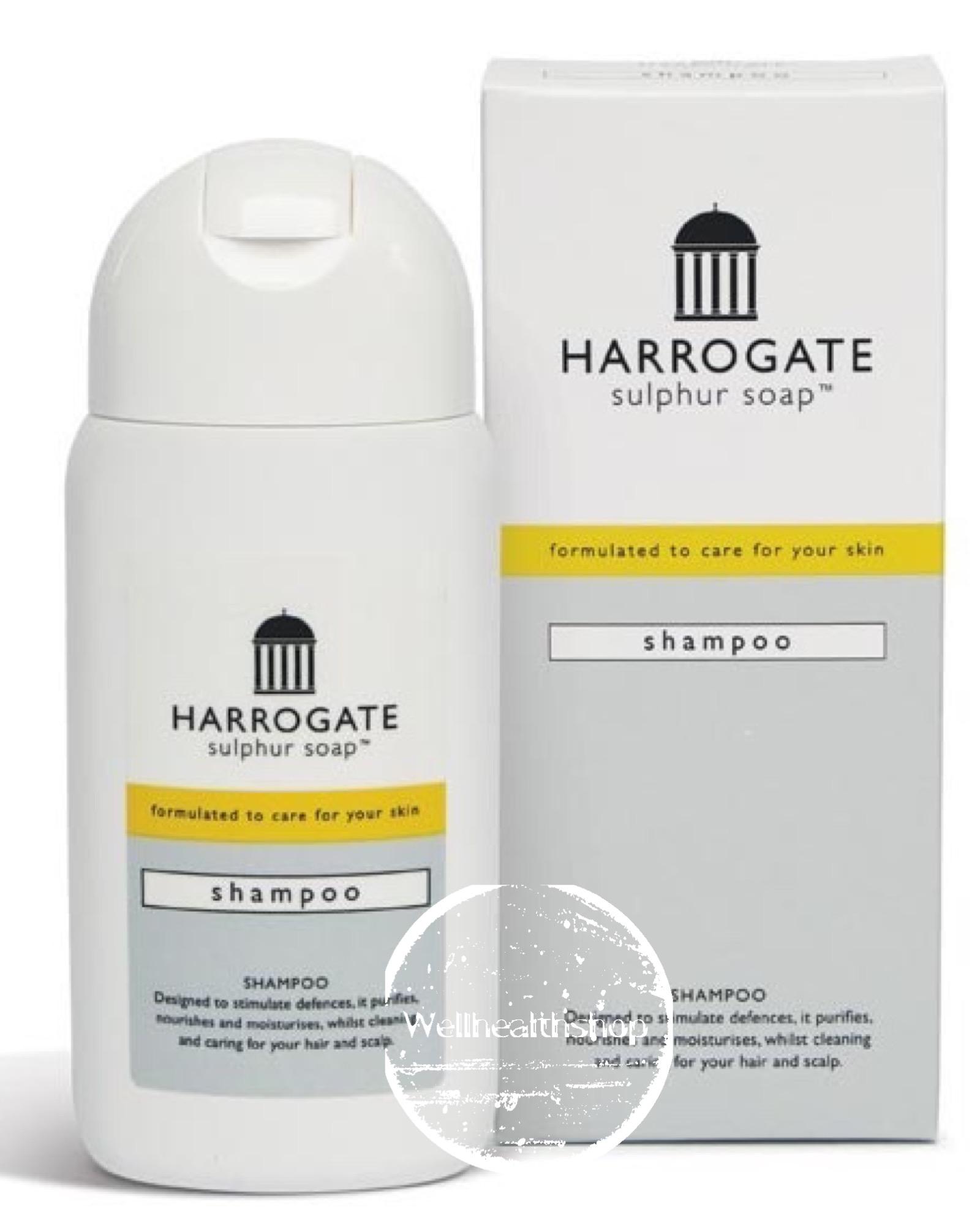 แชมพู ฮาโรเกต Harrogate Shampoo 150ml