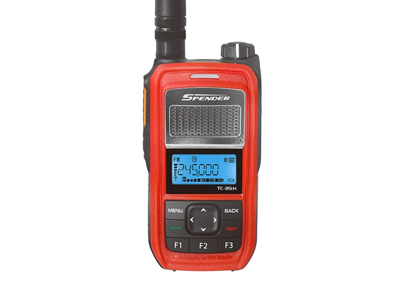 Spender TC-351H วิทยุสื่อสารสำหรับประชาชนทั่วไป มี ปท ไม่ต้องขอใบอนุญาติ