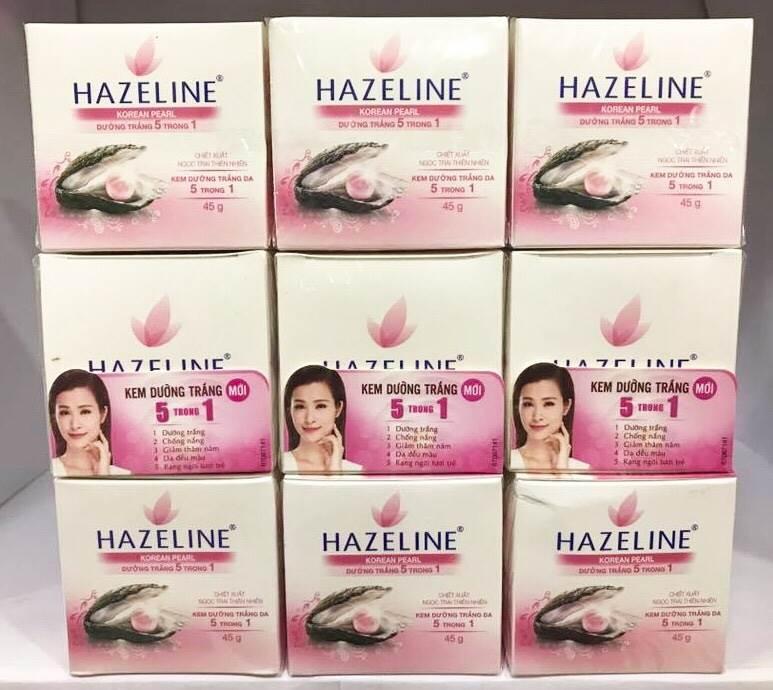 Hazeline Korean Pearl (5 in 1)