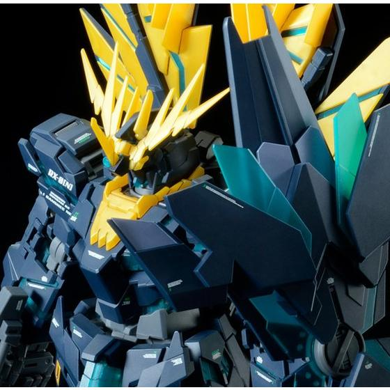 [P-Bandai] MG 1/100 RX-0[N] Unicorn Gundam 02 Banshee Norn (Final Battle Ver.)