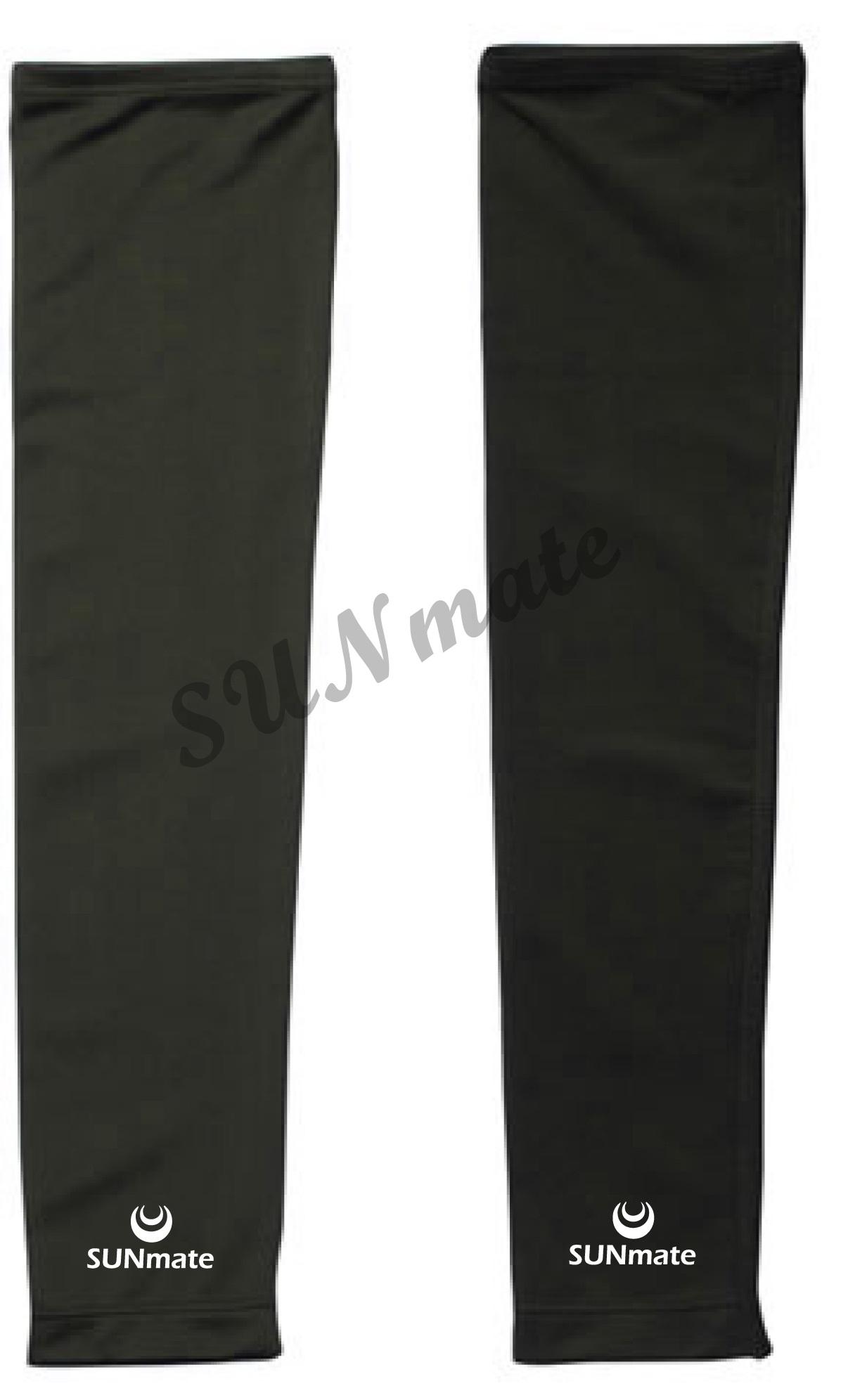 ปลอกแขนกันUV size XXL : Dark grey