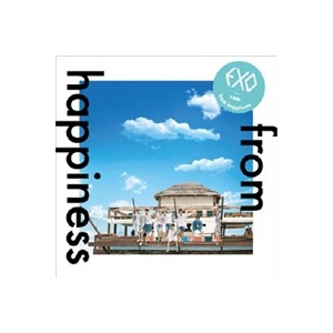 EXO - from happiness DVD LIMITED EDDITION