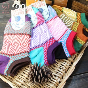 S332**พร้อมส่ง** (ปลีก+ส่ง) ถุงเท้าแฟชั่นเกาหลี ข้อสั้น เนื้อดี งานนำเข้า(Made in China)
