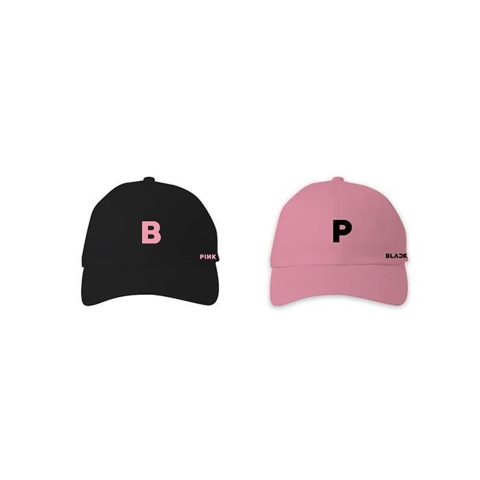ของสะสม [SQUARE] BLACKPINK - BALLCAP สีชมพู