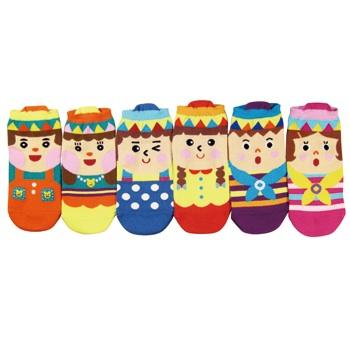 A028**พร้อมส่ง**(ปลีก+ส่ง) ถุงเท้าแฟชั่นเกาหลี ข้อสั้น แบบมีหมวก มี 6 แบบ เนื้อดี งานนำเข้า( Made in Korea)