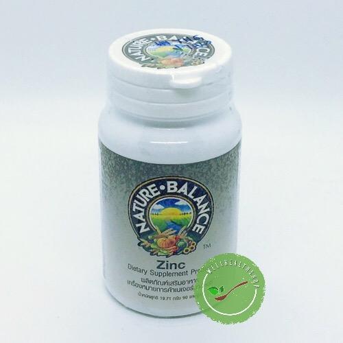 Nature Balance Zinc เนเจอร์ บาลานซื ซิงค์