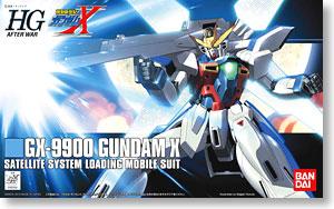 HGAW 1/144 Gundam X