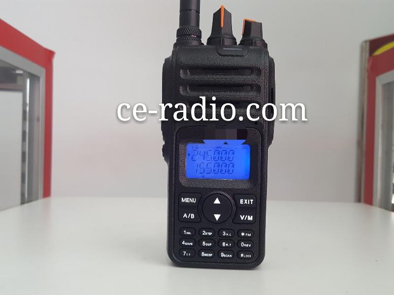 IC-D11 B 2 ย่าน VHF/CB