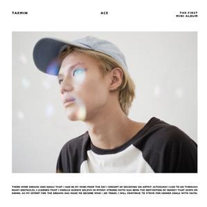 สินค้านักร้องเกาหลี SHINEE : TAEMIN - vol.1 ACE