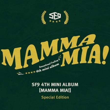 SF9 - Mini Album Vol.4 [MAMMA MIA!] (Special Edition)