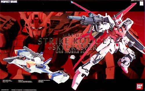 [PG] Strike Rouge + Skygrasper