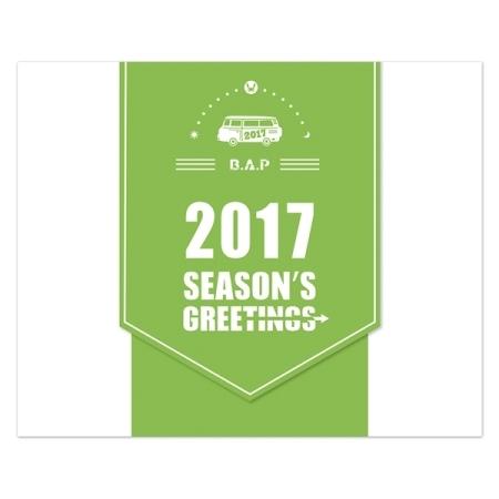 B.A.P - 2017 SEASON GREETING