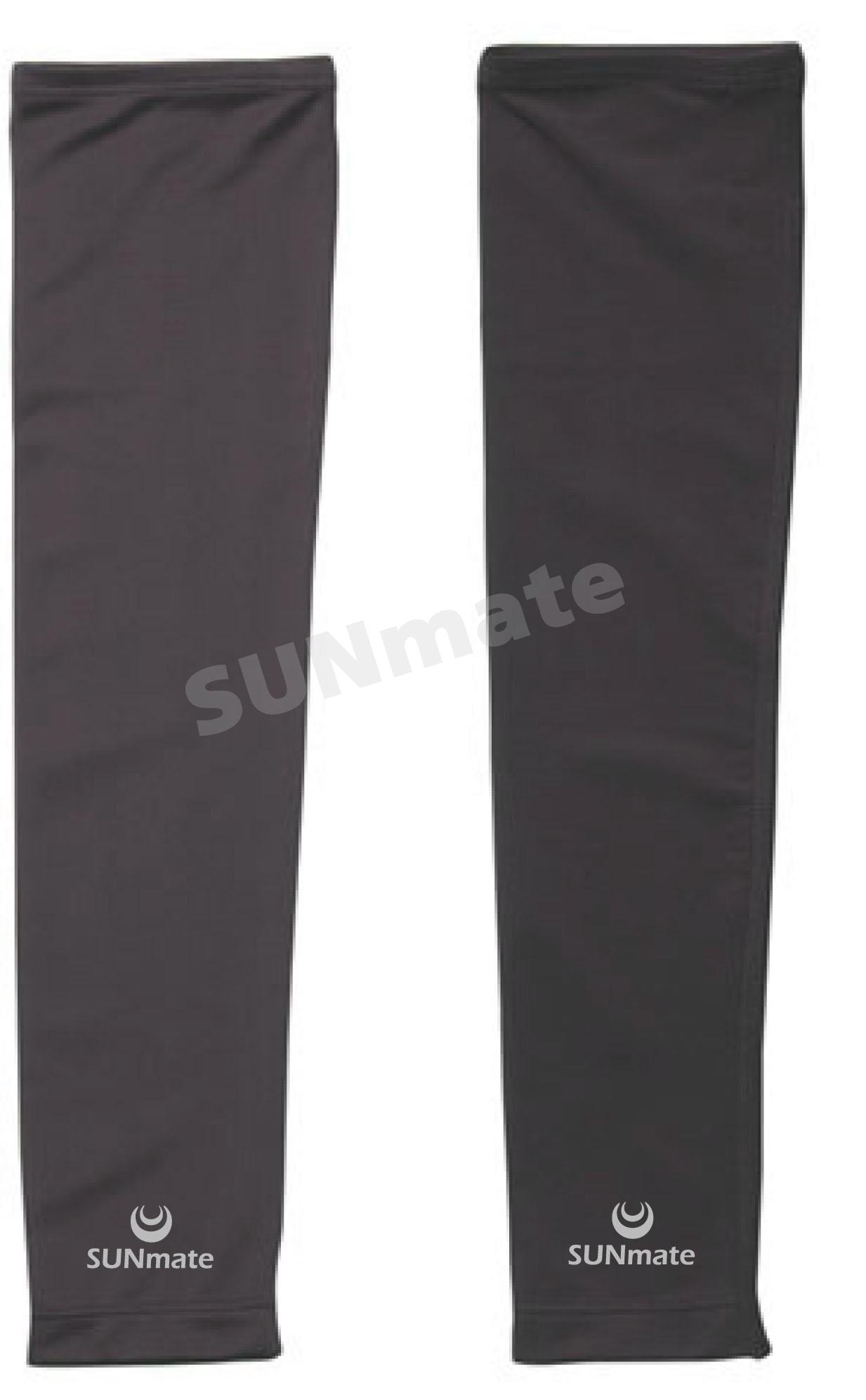 ปลอกแขนกันUV size L : Dark grey