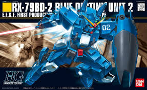 HGUC 1/144 BLUE DESTINY UNIT 2