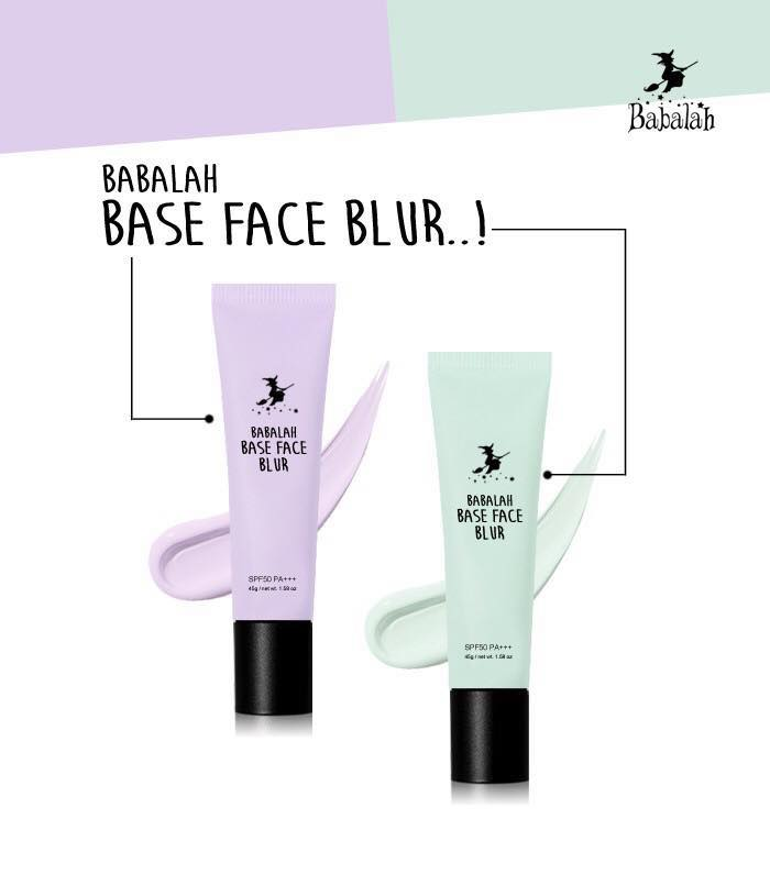 Babalah Base Face Blur บาบาร่า เบส เฟส เบลอ