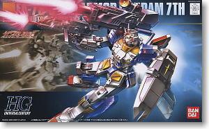 HGUC 1/144 RX-78-3 Full Armor Gundam 7TH