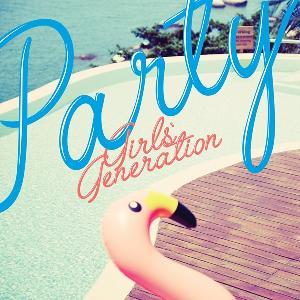 Girls' Generation - Single Album [PARTY]