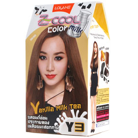 Lolane Z-Cool Color Milk Y3 Vanilla Milk Tea