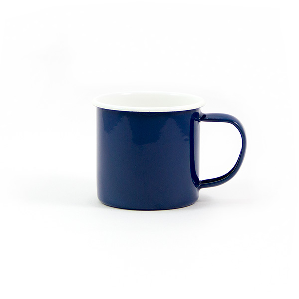 Enamel Mug 7cm (Midnight Blue)