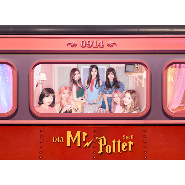 DIA - Mini Album [Spell] (Limited Edition) พร้อมส่งค่ะ