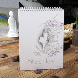 (Sketchbook) A4 Graffiti Book