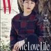 นิตยสาร W KOREA 2017.05 หน้าปก SONG JOONG-KI แบบ B