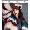 นิตยสาร high cut - Vol.184 หน้าปก ซูจี ด้านใน มี kai , red velvet