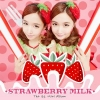 Crayon Pop: Strawberry Milk - Mini Album Vol.1 + โปสเตอร์พับ