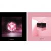 BLACKPINK - Mini Album Vol.1 [SQUARE UP] แบบ set 2 ปก หน้าปก Pink ver และ Black Ver.