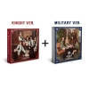 GFRIEND - Mini Album Vol.4 [THE AWAKENING] สั่งแบบ set 2 ปก Military ver และ Knight ver.