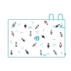 BTOB PLAYGROUND2 POP-UP STORE : PICNIC MAT