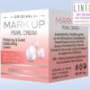 Mark Up Pearl Cream : ครีมไข่มุก มาร์ค อัพ ขาวเนียน ใส ไร้สิว 10 กรัม