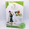 LB Slim แอลบี สลิม อาหารเสริมลดน้ำหนัก จากดีเจ ต้นหอม 30 แคปซูล ส่งฟรี EMS