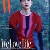 นิตยสาร W KOREA 2017.05 หน้าปก SONG JOONG-KI แบบ A
