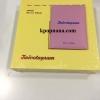 TWICE - Album Vol.1 [twicetagram] แบบ B ver สีเหลือง แบบปก ด้าน + โปสเตอร์พร้อมกระบอกโปสเตอร์ พร้อมส่ง