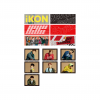 iKON RETURN STICKER SET