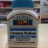 Chromium Picolinate 200mcg 100tab 21st CENTURY
