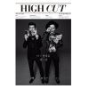 นิตยสาร High Cut - Vol.148 ด้านในมี JINUSEAN, Taec Yeon(2PM), Jung Jun Yeong , lee yeon hee