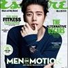 นิตยสารเกาหลี ESQUIRE 2016 .04 หน้าปก ปาร์ค แฮ จิน
