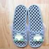 K011-DGY **พร้อมส่ง** (ปลีก+ส่ง) รองเท้านวดสปา เพื่อสุขภาพ ปุ่มเล็ก ลายโตโรโร่ สีเทา